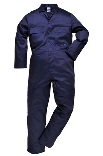 Body Protection -Work Polycotton Coverall