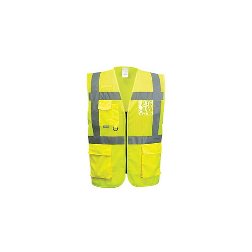 Body Protection -Hi-Viz Two Band and Brace Vest