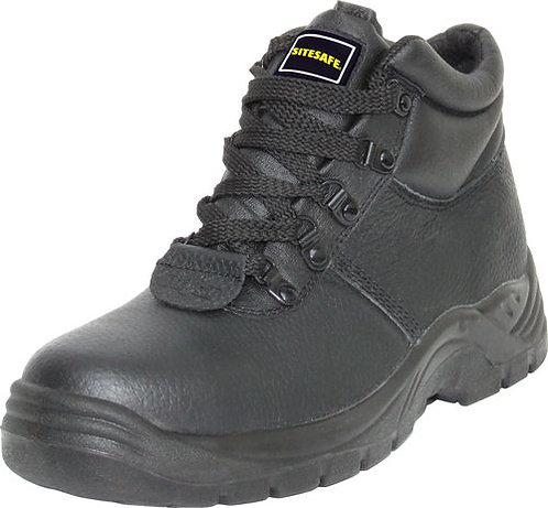 Foot Protection -Site Safe Midcut Safety Boot