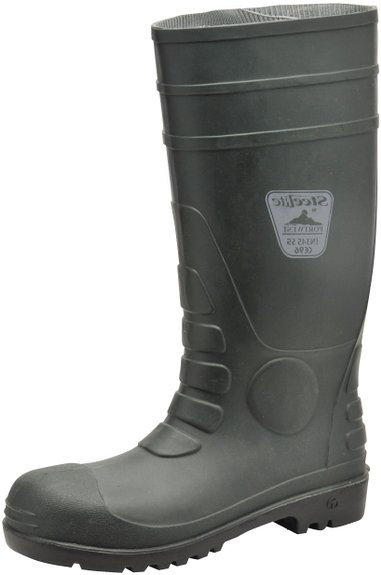 Foot Protection -Steelite Total Safety Wellington
