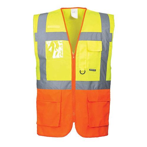 Body Protection -Hi-viz Executive Vest
