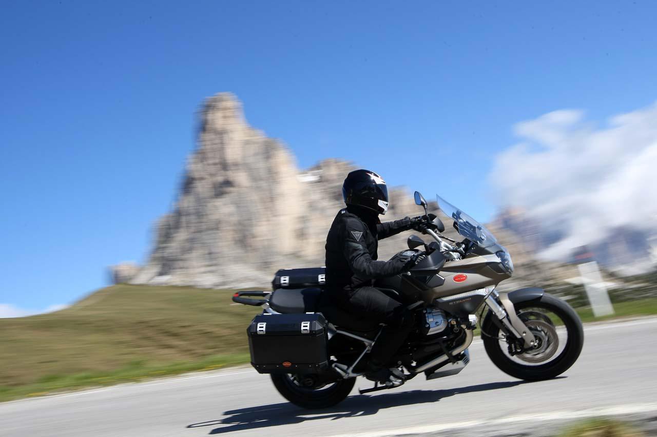 Tour in moto