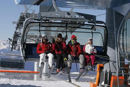Ski in Dolomiti Superski Arabba Dolomiten