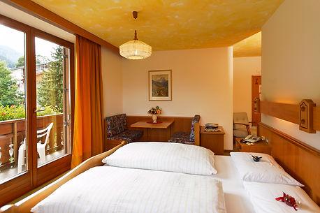 Camera dell'Hotel Genzina