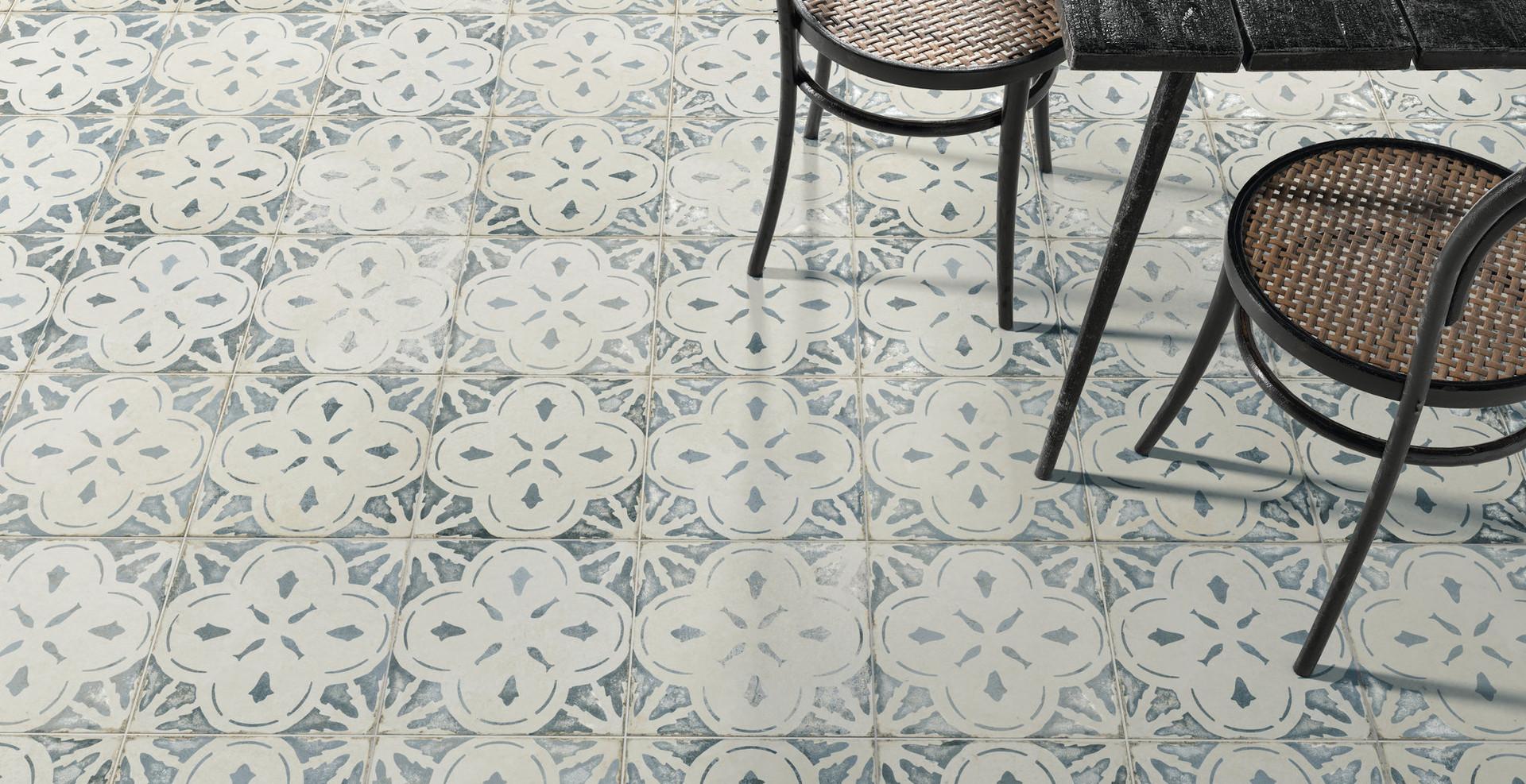 FS Aurora Encaustic Tiles