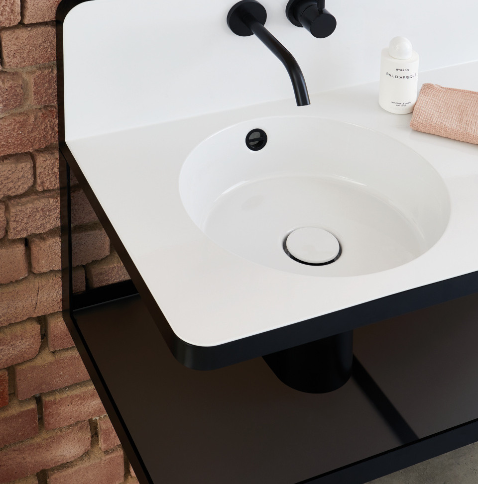 Alape Steel Bathroom Washbasin