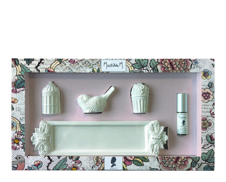 Mathilde M Bathroom Accessories Scented
