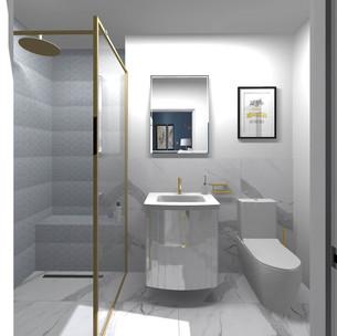 3D Bathroom Design