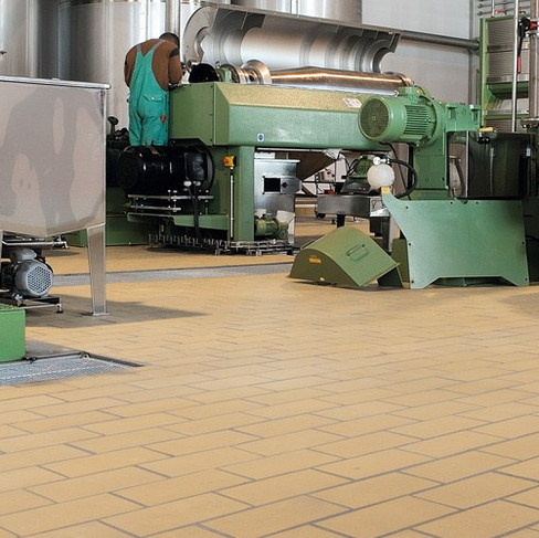 Exadeck Project Industrial Tiles