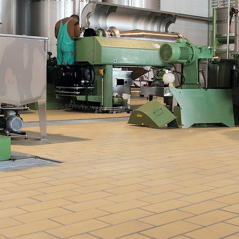 Exadeck Project Industrial Tiles