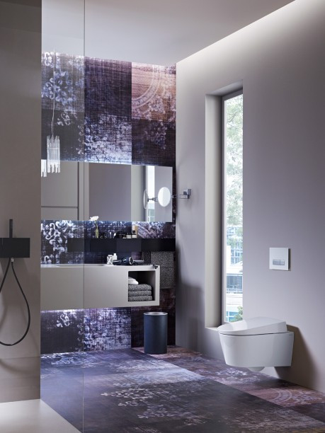 Geberit Aquaclean Shower Toilet