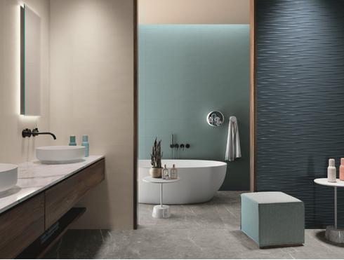 Trent Large Format Wall Tiles