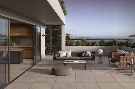 Cemento VT2 Outdoor Tiles