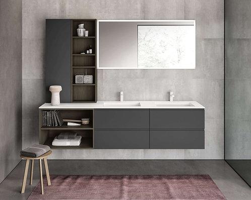 Moon Vanity Unit + Basin