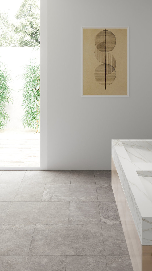 Grunge Cement Effect Wall Tiles
