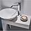 Thumbnail: Alape Piccolo Novo Washbasin White