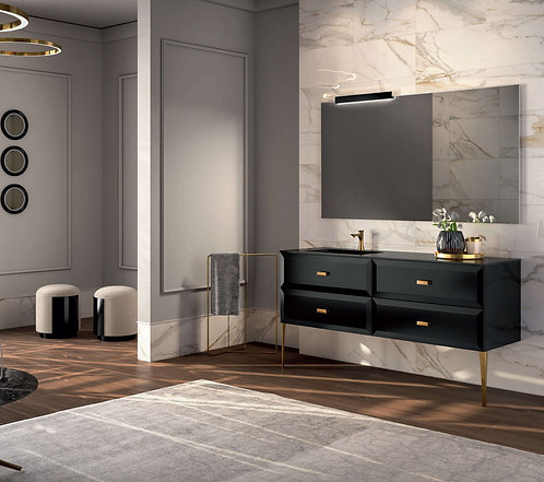 Atelier Mako Vanity Unit + Basin
