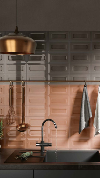 Bowl Decorative Subway Tiles