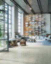 South Green Terrazzo Style Tile Salon