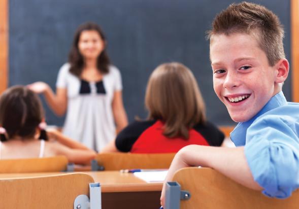 Oxygen in schools