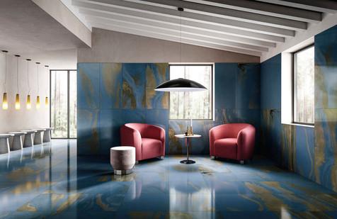 Diesel Living Cosmic Marble Tiles
