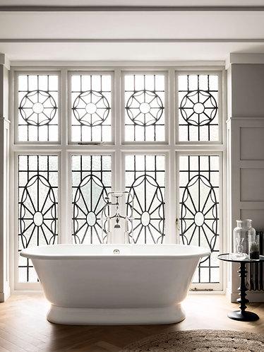 York Freestanding Bath