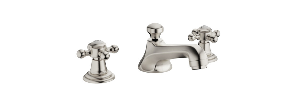 Dornbracht Madison three-hole basin mixe