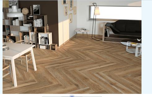 Roble Wood Effect Floor Tiles