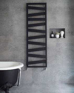 Ribbon Towel Rail