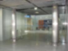 Colum Effect Air Curtain