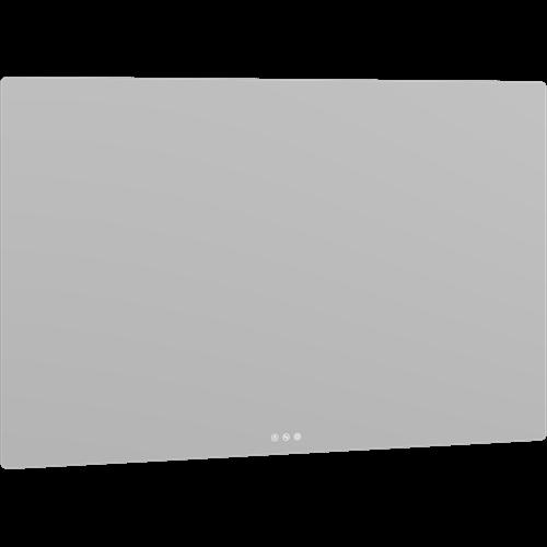 Mirror 80x120cm rounded corner, no lamps