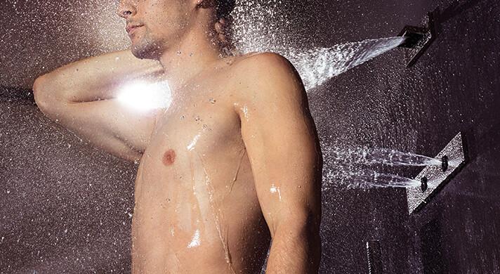 Dornbracht Vertical Shower