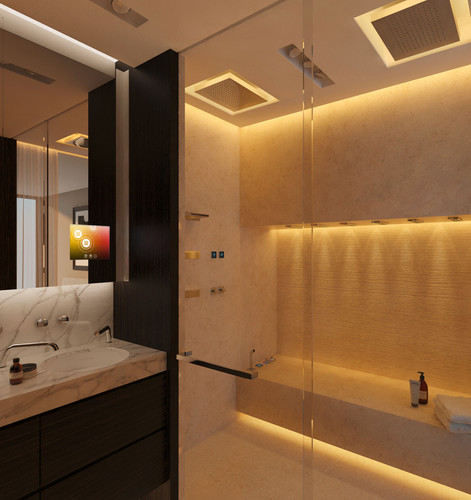 Small Sized Premium Spa by Sieger Design
