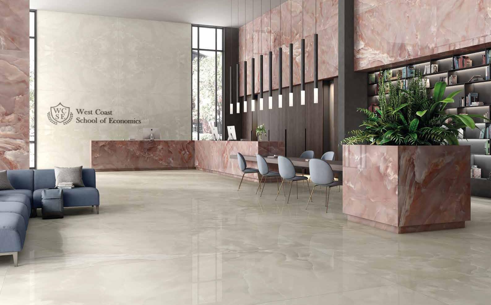 Onici Maxfine Large Format Floor + Wall