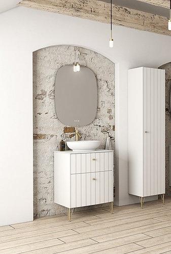 Vintage You White Vanity Unit & Basin