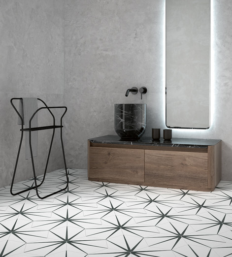Starline Encaustic Tiles