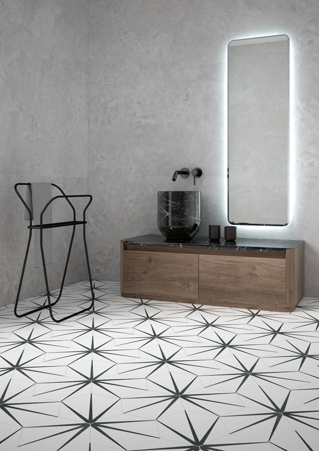 Starline Encaustic Tiles