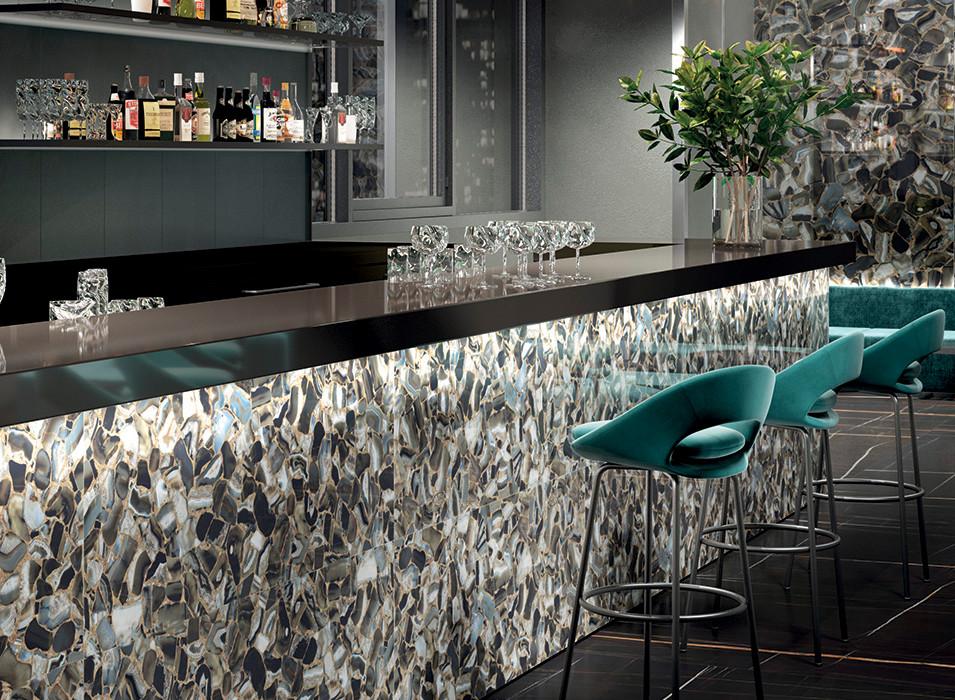Agata Maxfine Large Format Floor + Wall