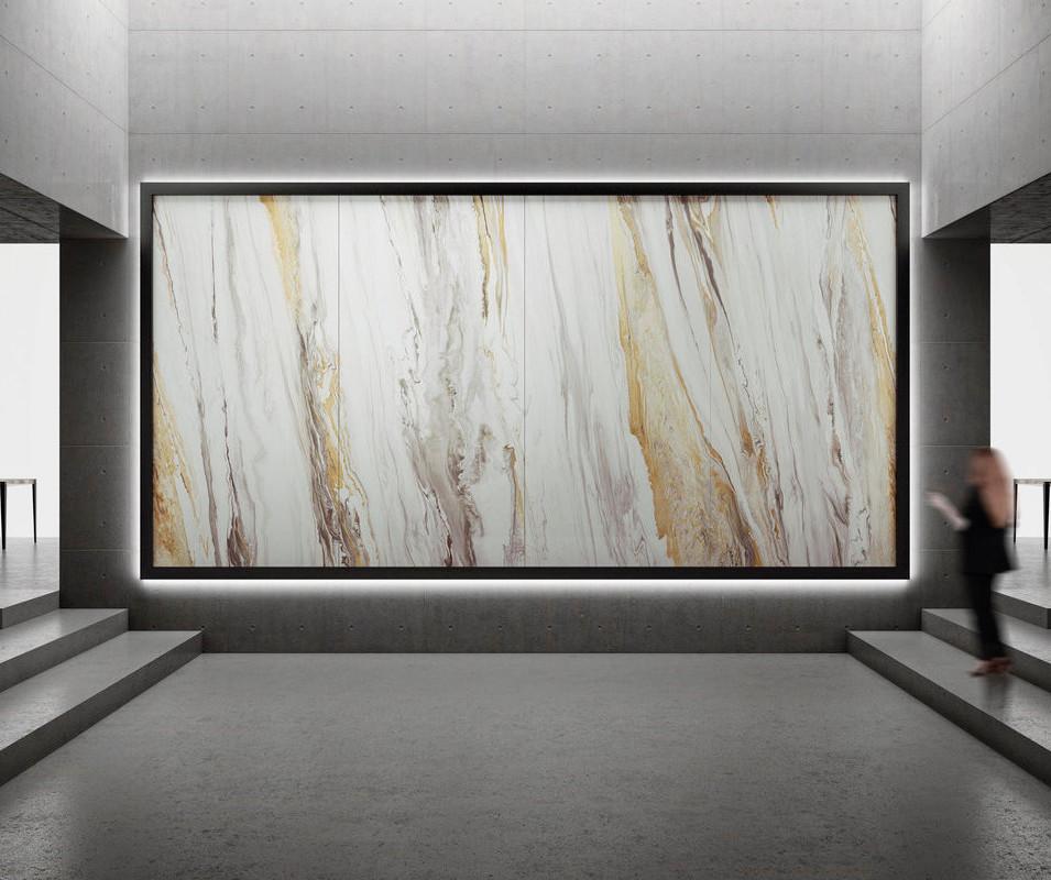 Liquid Cosmo Marble Tiles