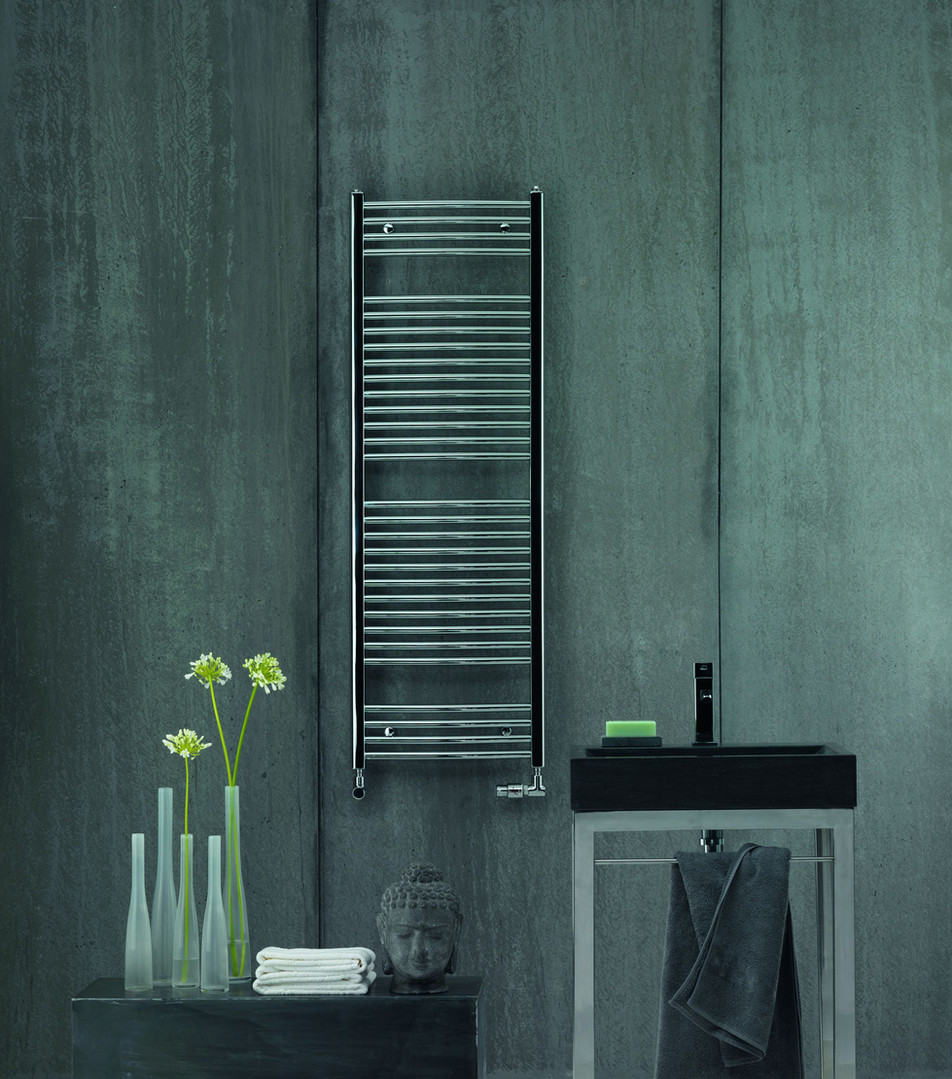 Zehnder Aura Heated Towel Radiator