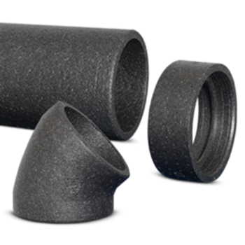 EPP Insulated Foam Ducting