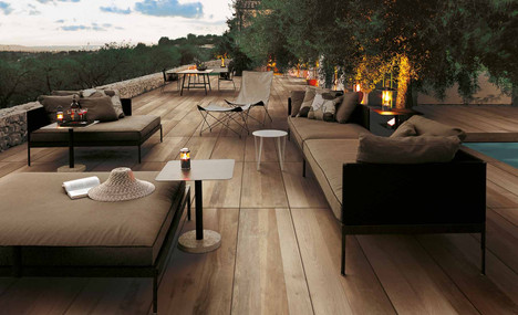 Oak Doga VT2 Outdoor Tiles