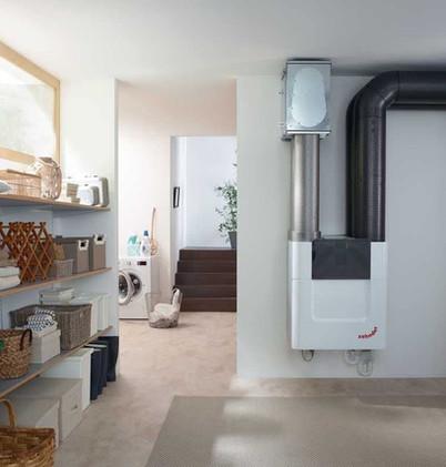 Zehnder ComfoAir Q350 Heat Recovery Vnet