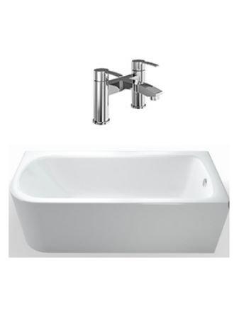 Bath + Mixer Set