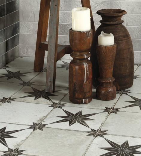 FS Star Encaustic Tiles