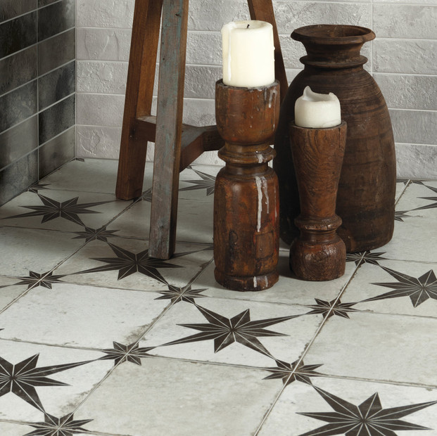 FT Star Encaustic Tiles