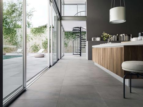 Wide Steel VT2 Outdoor Tiles