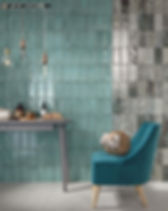 Be In Mint Green Subway Tile