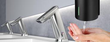 Conti+ Touch Free Soap Dispenser