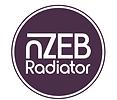 nZEB Radiator logo